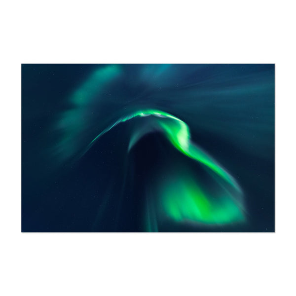Northern Lights Aurora Borealis Art Print