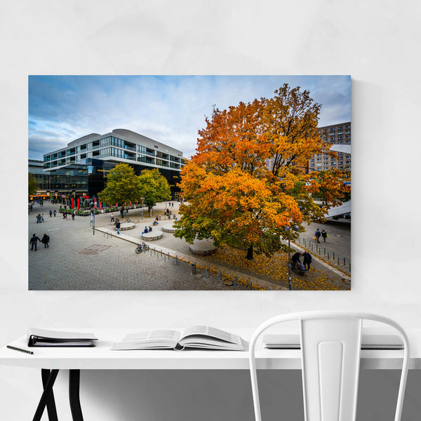 Berlin Germany Alexanderplatz Art Print