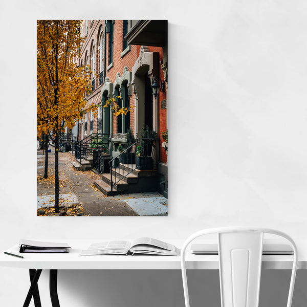 Philadelphia Rittenhouse Square Art Print