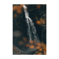 McArthur Burney Falls California Art Print