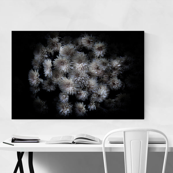 Flowers Nature Botanical Art Print