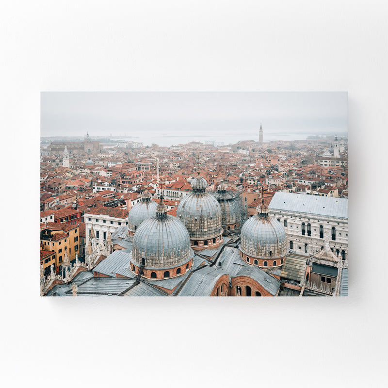 Venice Italy Architecture Photo Mounted Art Print