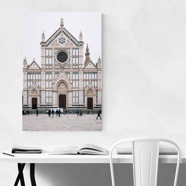 Florence Italy Architecture Art Print