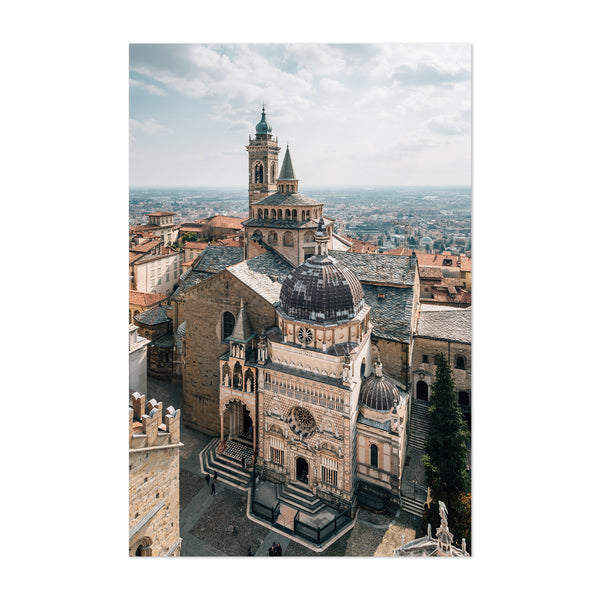 Bergamo Italy Photography Art Print