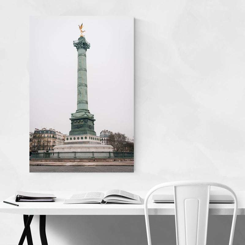 Bastille Paris France City Urban Art Print
