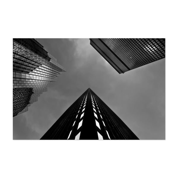 Toronto Architecture Urban Photo Art Print