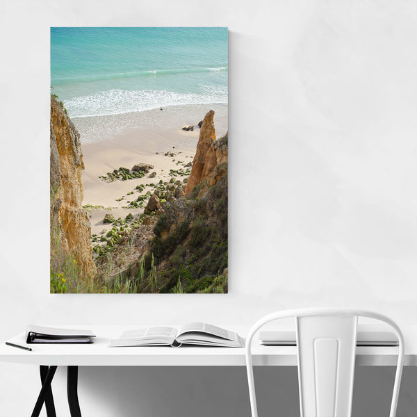 Lagos Algarve Portugal Beach Art Print