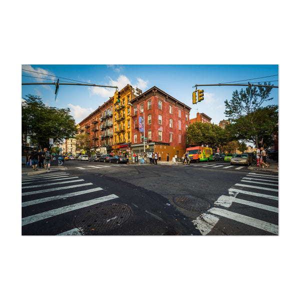 Williamsburg Brooklyn New York Art Print
