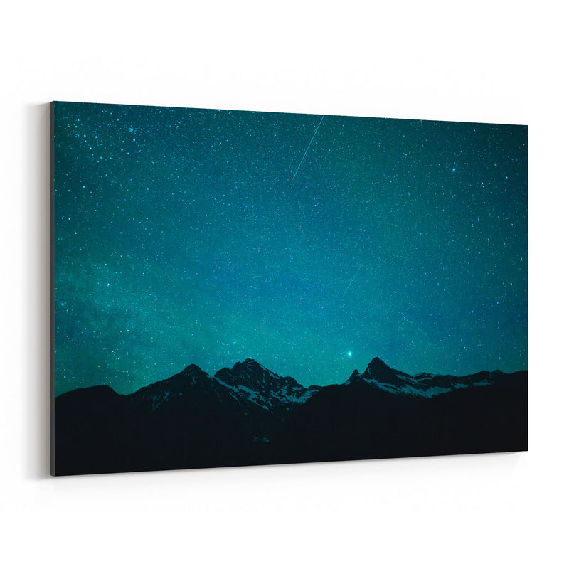 North Cascades Diablo Lake WA Canvas Art Print