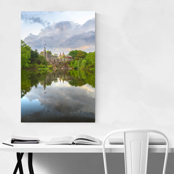 Belvedere Castle NY Central Park Art Print
