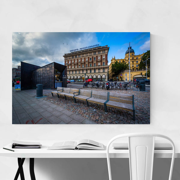 Stockholm Sweden Architecture Art Print