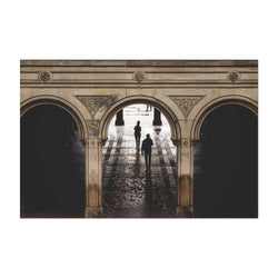 Bethesda Terrace Central Park NY Art Print