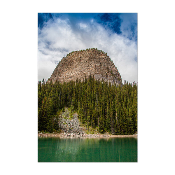 Banff Rocky Mountains Alberta Art Print