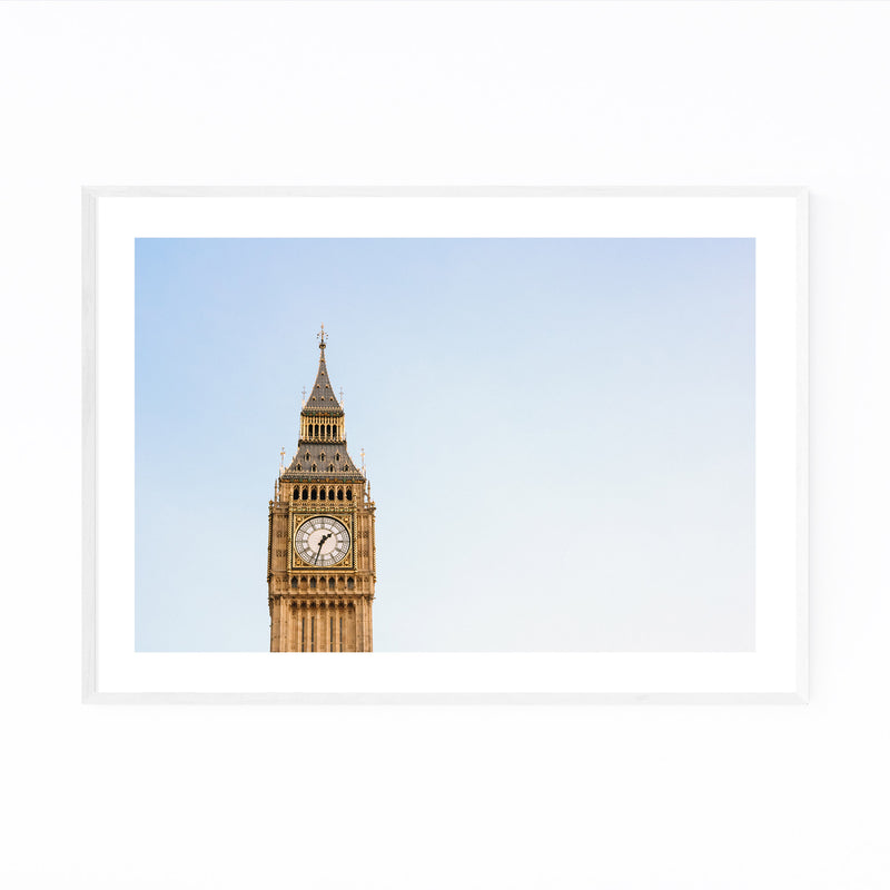 Big Ben London Architecture UK Framed Art Print