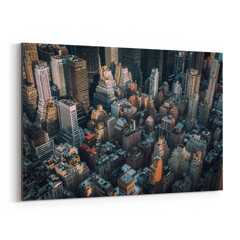 Midtown Manhattan New York NYC Canvas Art Print