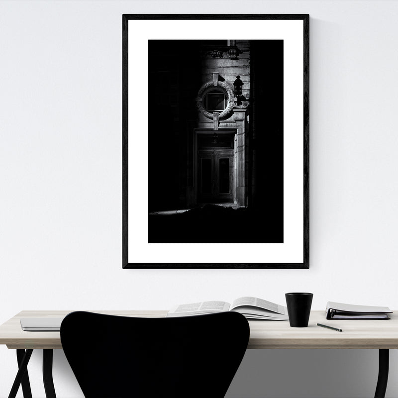 Toronto Architecture Urban Photo Framed Art Print