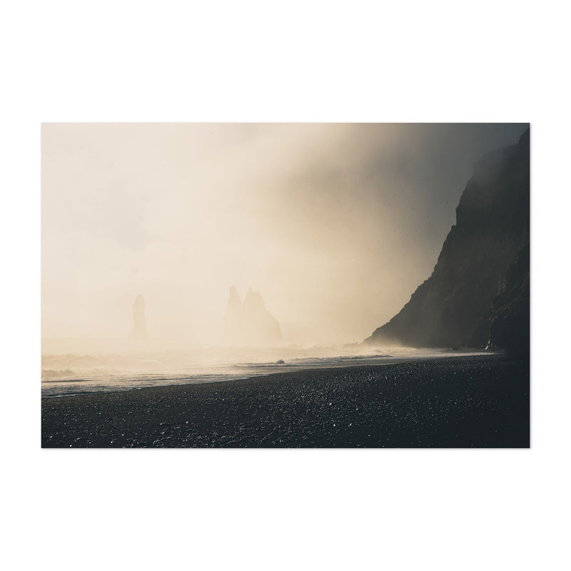 Iceland Landscape Nature Photo Art Print