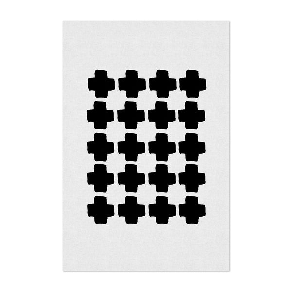 Minimalist Abstract Geometric Art Print