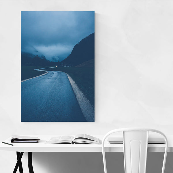 Logar Valley Slovenia Photo Art Print