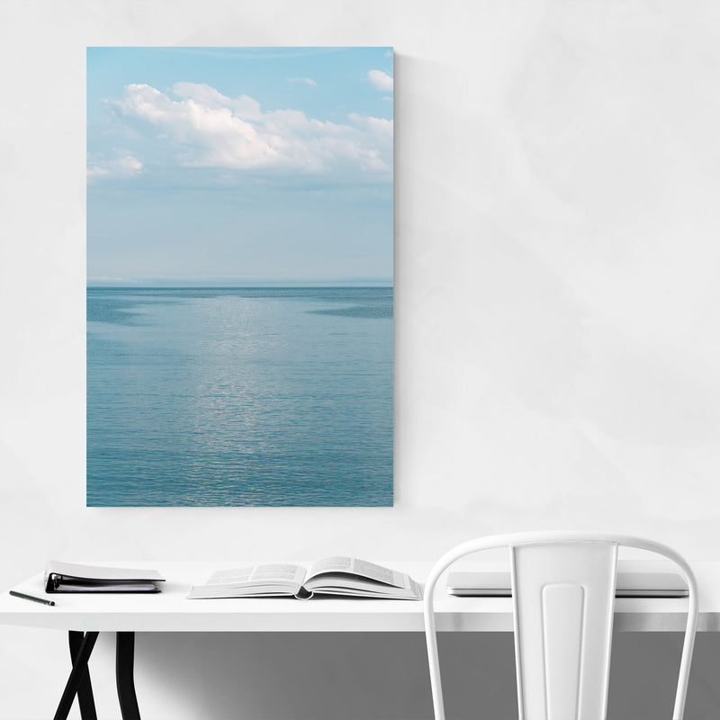 Bar Harbor Acadia Maine Nature Metal Art Print