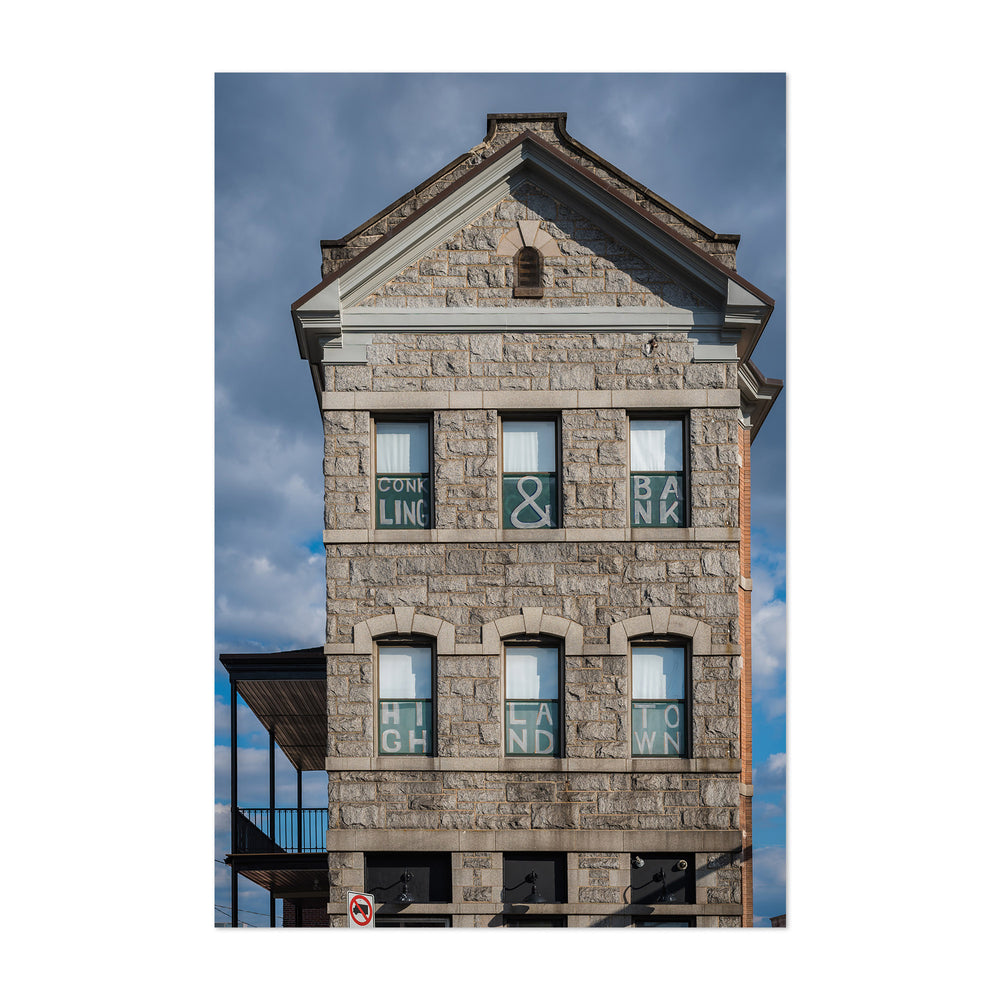 Highlandtown Baltimore Photo Art Print