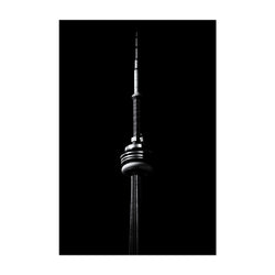 CN Tower Toronto Canada Photo Art Print