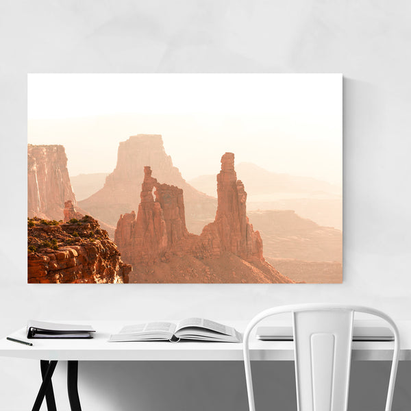 Canyonsland National Park Utah Art Print