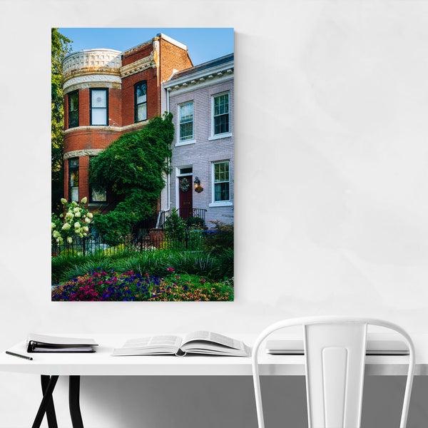 Washington DC Capitol Hill Photo Art Print