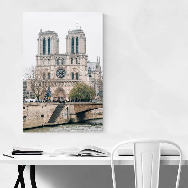 Notre Dame Cathedral Paris Art Print
