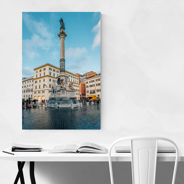 Rome Italy Architecture Photo Art Print