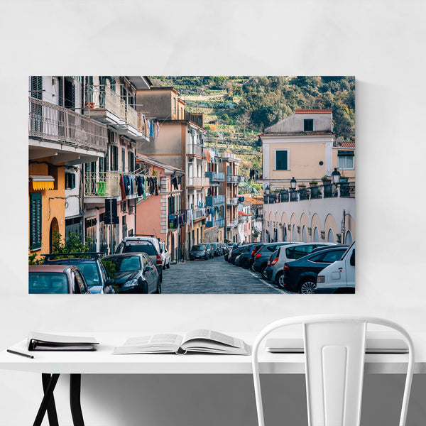 Cetara Italy Amalfi Coast Photo Art Print