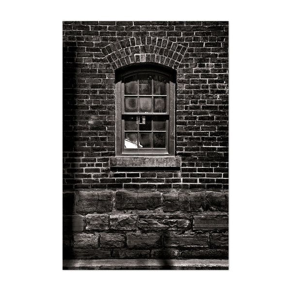 Toronto Distillery District City Art Print