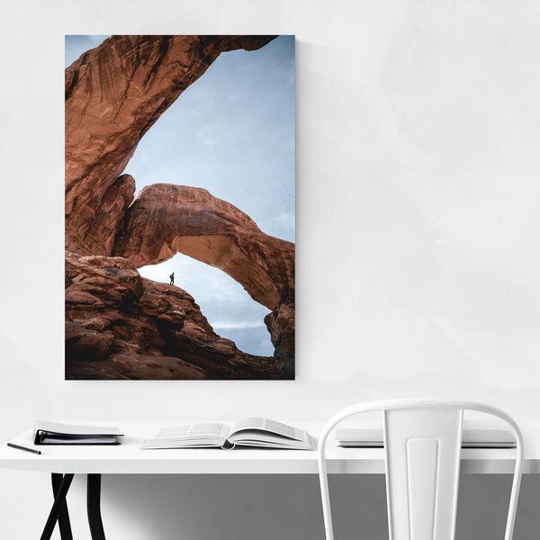 Arches National Park Utah Desert Art Print