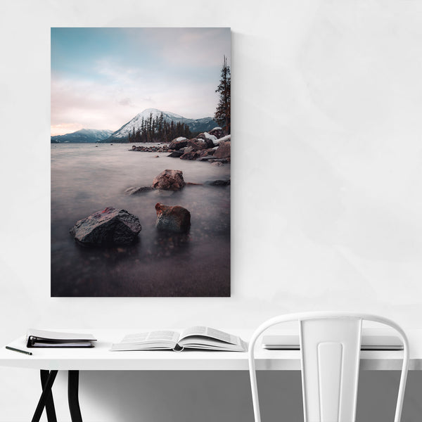 Lake Wenatchee Washington Nature Art Print