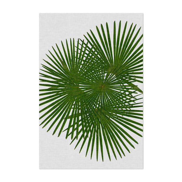 Tropical Minimal Palm Botanical Art Print