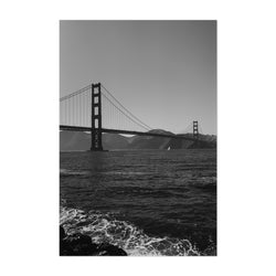 Golden Gate San Francisco Bay Art Print