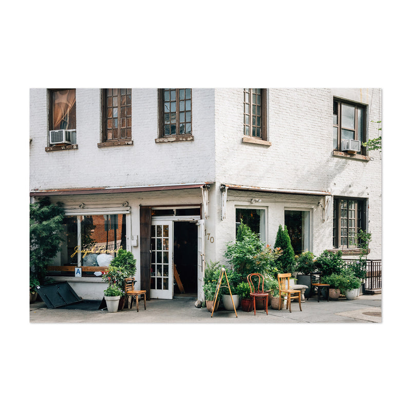West Village New York City NYC Art Print