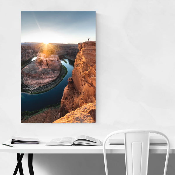 Horseshoe Bend Page Arizona Art Print