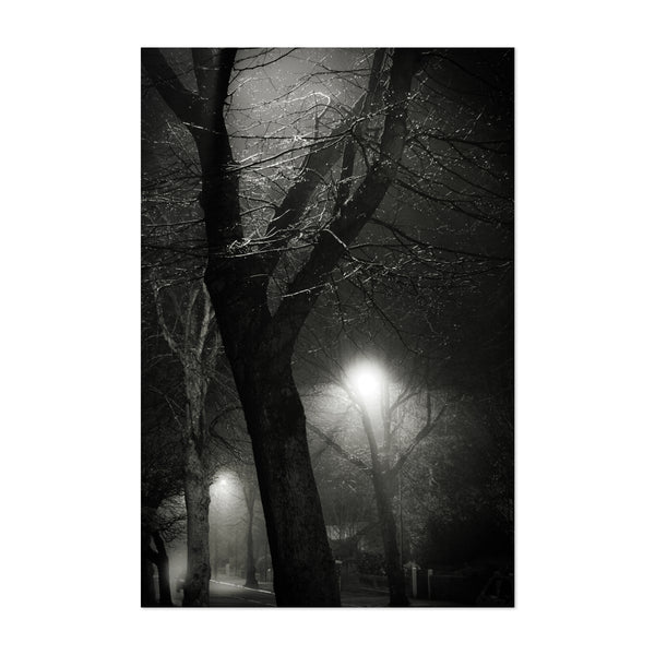 Urban Moody Dark Photography Art Print