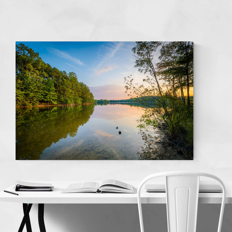 Lake Norman, North Carolina Art Print