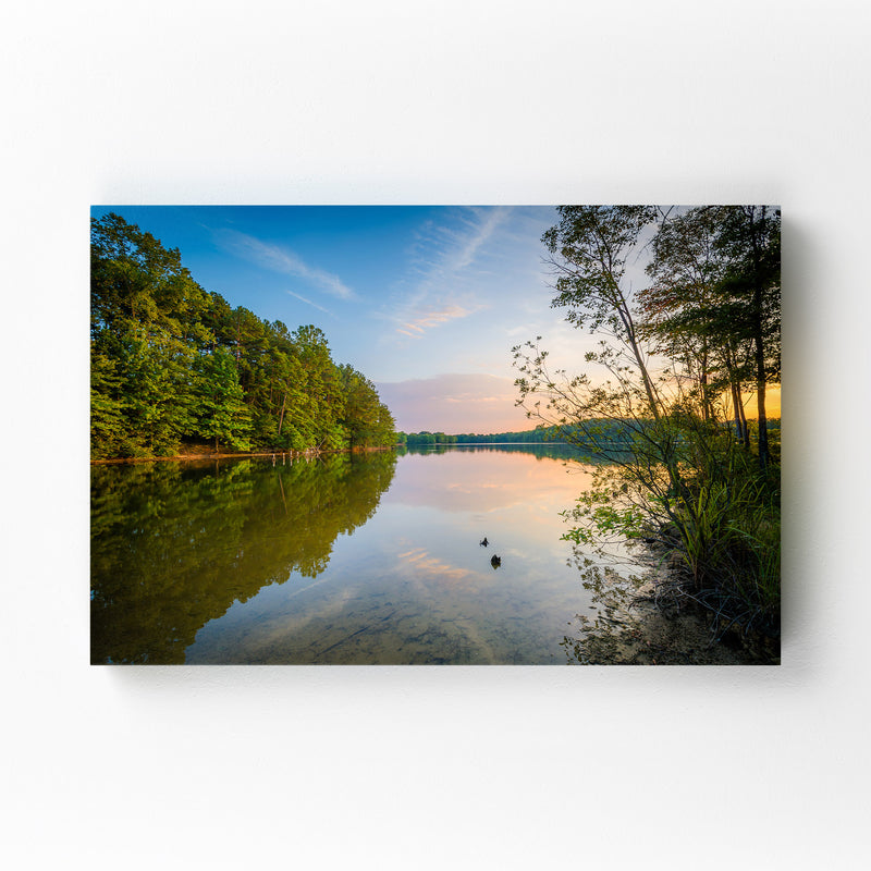 Lake Norman, North Carolina Canvas Art Print