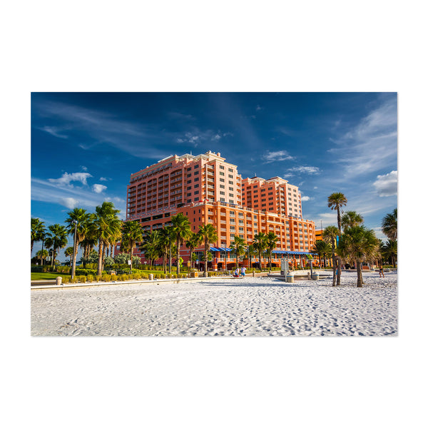 Clearwater Beach, Florida Art Print