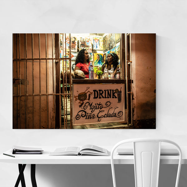 Trinidad Cuba City Photography Art Print