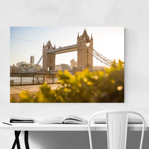 Tower Bridge London City UK Art Print