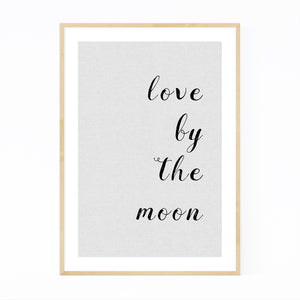 Astronomy Space Quote Typography Framed Art Print