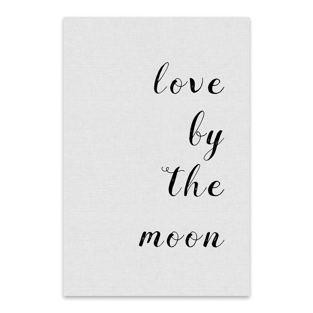 Astronomy Space Quote Typography Metal Art Print