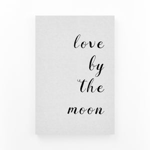 Astronomy Space Quote Typography Mounted Art Print