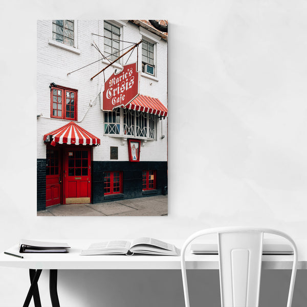 Marie's Crisis Cafe New York NYC Art Print