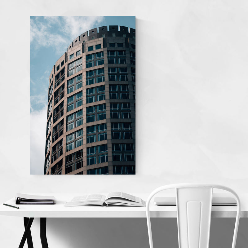 Boston Modern Architecture Art Print