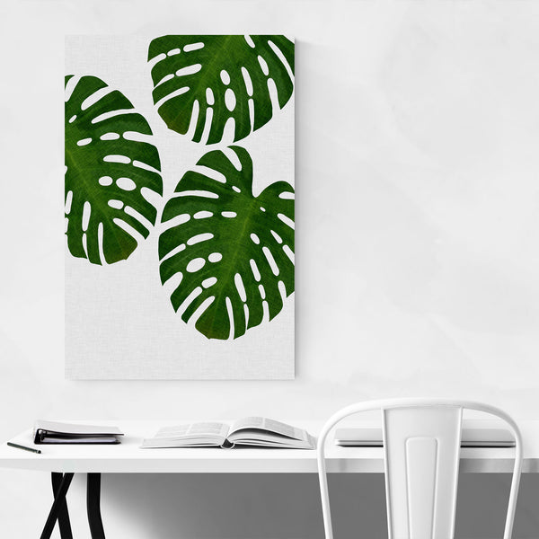 Monstera Botanical Tropical Art Print